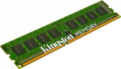 Imagen de KINGSTON - KINGSTON MEMORIA KVR DIMM 4GB DDR3-1600 CL11 NON-ECC 1RX8 ALT