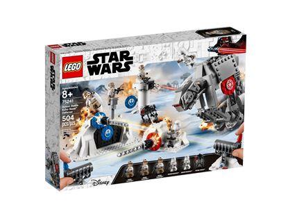 Imagen de LEGO - 75241 STAR WARS ACTION BATTLE: DEFENSA DE LA BASE ECHO 504 PZAS.
