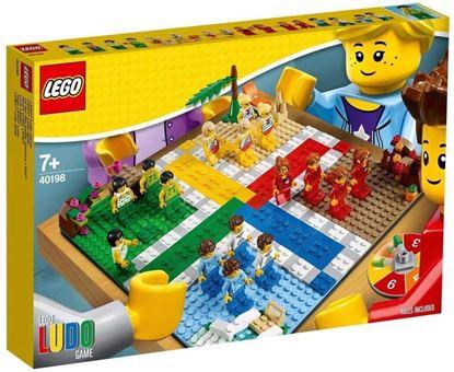 Imagen de LEGO - 40198 LEGO LUDO GAME 389 PZAS.