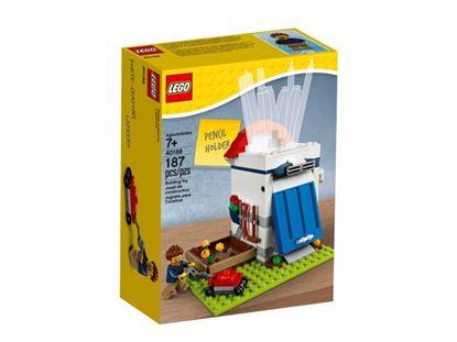 Imagen de LEGO - 40188 LEGO PENCIL POT LAPICERO