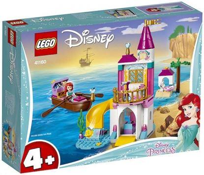 Imagen de LEGO - 41160 DISNEY CASTILLO EN LA COSTA DE ARIEL 115 PZAS.