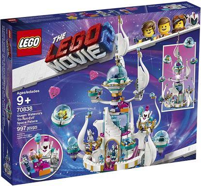 Imagen de LEGO - 70838 THE LEGO MOVIE 2 PALACIO ESPACIAL NO TAN MALVADO DE LA REINA SOYLOQUE 997 PZAS.