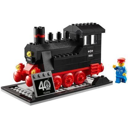 Imagen de LEGO - 40370 TREN 40 ANIVERSARIO (EDICIÓN LIMITADA) 188 PZS.