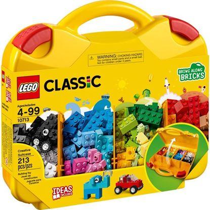 Imagen de LEGO - 10713 CLASSIC MALETÍN CREATIVO 213 PZAS.