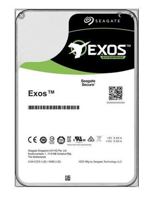 Imagen de OTROS - DISCO DURO INTERNO 3.5 14TB SA TA 7200RPM 256MB 5Y EXOS X16 512E