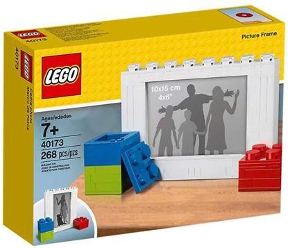 Imagen de LEGO - 40173 ICONIC PICTURE FRAME 268 PZAS.