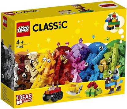 Imagen de LEGO - 11002 CLASSIC BRICKS CLASICOS 300 PZAS.