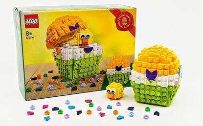 Imagen de LEGO - 40371 EASTER EGG HUEVO DE PASCUA EDICIÓN LIMITADA 239 PZAS.