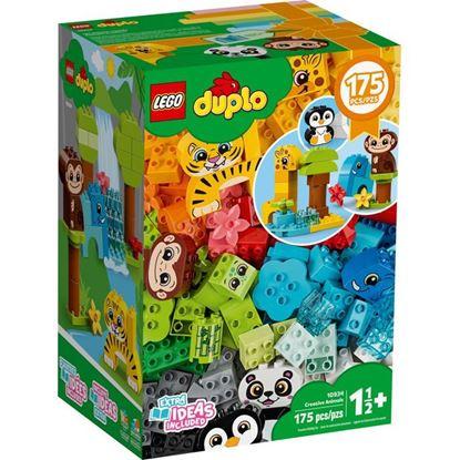 Imagen de LEGO - 10934 DUPPLO ANIMALES CREATIVOS 175 PZAS.