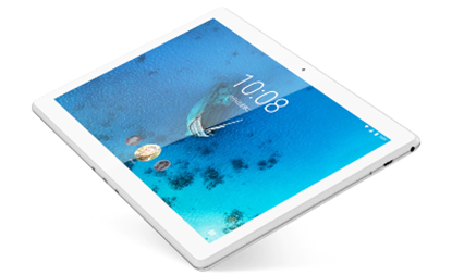 Imagen de LENOVO - LENOVO TABLET M10 X505F 2G 16GB ANDROID 9.0 BLANCO