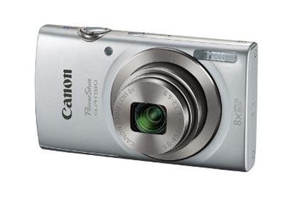 Imagen de CANON - CAMARA DIGITAL ELPH 180 ROJA +CASE