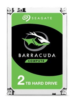 Imagen de PACIFIC.COM.MX  SA CV - DISCO DURO INTERNO 3.5 2TB SATA 7200RPM 256MB 2YR BARRACUDA