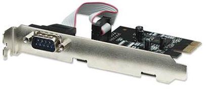 Imagen de IC - TARJETA SERIAL PCI EXPRESS 1 PUERTO