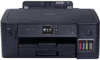 Imagen de BROTHER - IMPRESORA T4000 COLOR TINTA CON TINUA DOBLE CARTA USB WIFI ETHERNET
