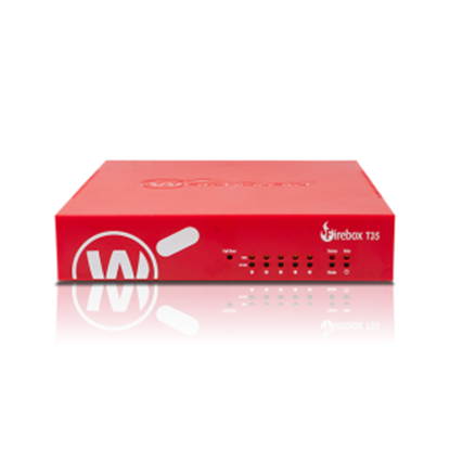 Imagen de WATCHGUARD - WATCHGUARD FIREBOX T35 WITH 1-YR TOTAL SECURITY SUITE (US)
