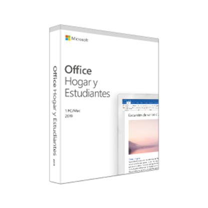 Imagen de MICROSOFT - OFFICE HOME AND STUDENT 2019 SP SPANISH LATAM ONLY MEDIALESS