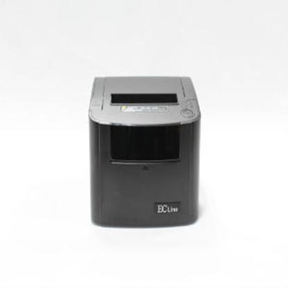 Imagen de EC LINE - IMPRESORA TERMICA VEL. DE IMPR 300 MM/S PAPEL 80 MM INTERFAZ USB