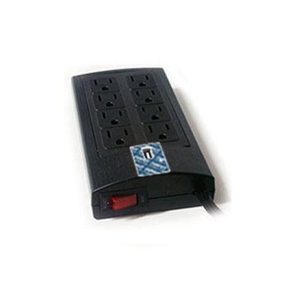 Imagen de COMPLET - SUPRESOR DE PICOS 504 JOULES 1 USB 8 CONTACTOS GARANTIA 5A