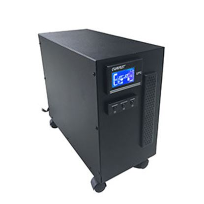 Imagen de COMPLET - UPS ST1000 1KVA /800W TORRE SENOIDAL ON LINEDOBLE CONVERSION