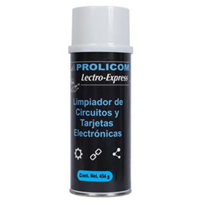 Imagen de PAQ. C/2 - PROLICOM - LIMPIADOR LECTRO-EXPRESS P/TARJETAS ELECTRONICAS