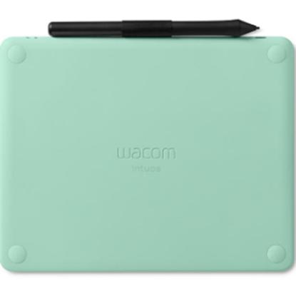 Imagen de WACOM - TABLETA WACOM INTUOS MEDIAN CON BLUETOOTH COLOR GREEN PISTACH