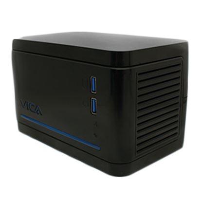 Imagen de VICA - REGULADOR VICA ON-GUARD 1500VA/ 800W 8 TOMAS 2 PTOS USB