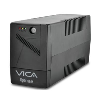 Imagen de VICA - NOBREAK CON REGULADOR 1000VA 600W 6 CONTACTOS SOFT MONIT 3GTIA