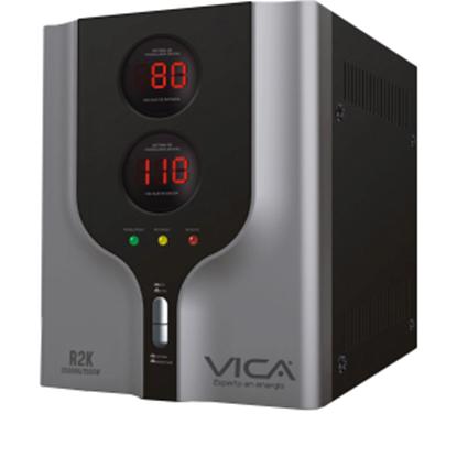 Imagen de VICA - REGULADOR VICA R2K CAPACIDAD DE VOLTAJE 2500 VA/ 1500 WATTS
