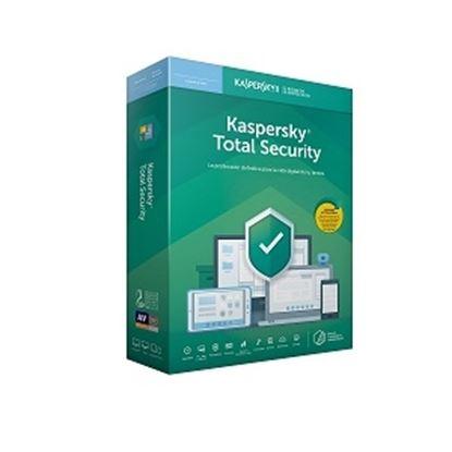Imagen de KL - KASPERSKY TOTAL SECURITY 3 DISP .