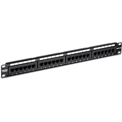 Imagen de TRENDNET - TRENDNET 24-PORT CAT5/5E UNSHIELDED PATCH PANEL