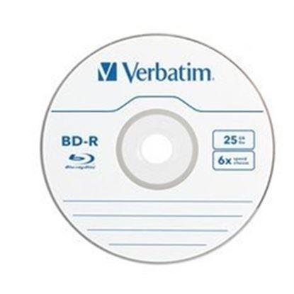 Imagen de PAQ. C/10 - VERBATIM - BD-R 6X 25GB SOBRE INDIVIDUAL .