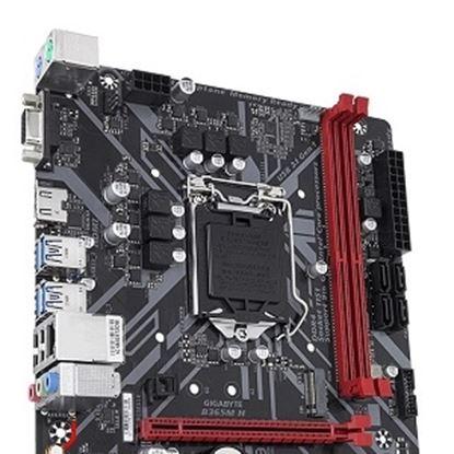 Imagen de KINGSTON - TARJETA MADRE GIGABYTE B365M H MATX LGA 1151 DDR4 HDMI/VGA/PS2/USB