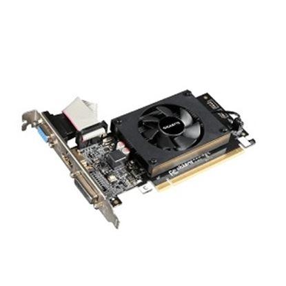 Imagen de KINGSTON - TARJETA DE VIDEO GIGABYTE GV-N710 1G DDR5 PCIE 2.0 HDMI/DVI