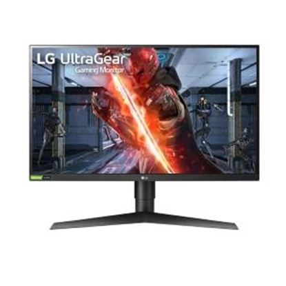 Imagen de LG - MONITOR GAMING 27 CLASS ULTRA GEAR FULL HD IPS C/AMD FREESYNC 2