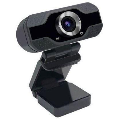 Imagen de DATA COMPONENTS - CAMARA WEBCAM FULL HD 1080 USB .