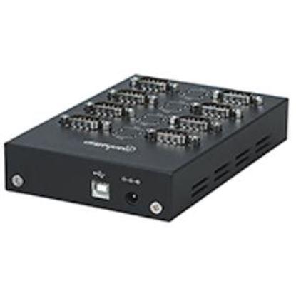 Imagen de IC - CONVERTIDOR USB A SERIAL DB9M 8 PUERTOS.