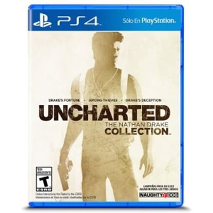 Imagen de SONY - JUEGO PARA CONSOLA PS4 UNCHARTED COLLECTION