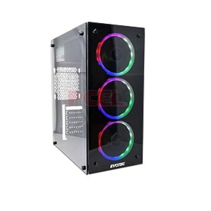 Imagen de NACEB - GABINETE 1 VENTILADOR USB 3.0á C/FUENTE