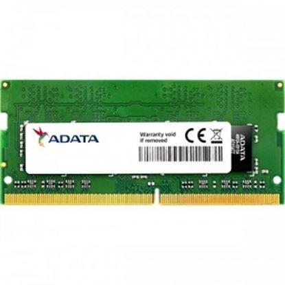 Imagen de ADATA - ADATA RAM 8G SODIMM DDR4-2666 MHZ UNBUFFERED CL19