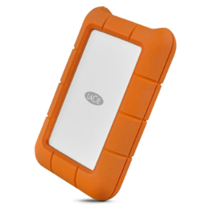 Imagen de SEAGATE - DISCO DURO EXT PORTATIL USB 3.1 4TB USB-C 2YR RUGGED RESCUE