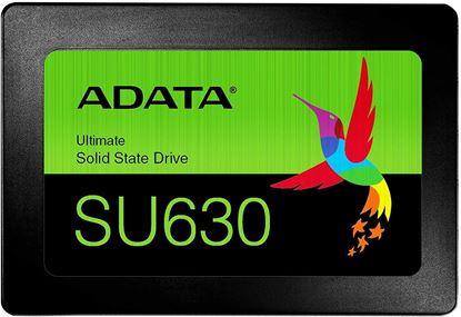 Imagen de ADATA - DISCO ESTADO SOLIDO SSD ADATA SU630 480G SATA III 2.5