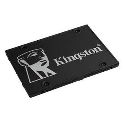 Imagen de KINGSTON - KINGSTON DISCO ESTADO SOLIDO 1024G SSD KC600 SATA3 2.5