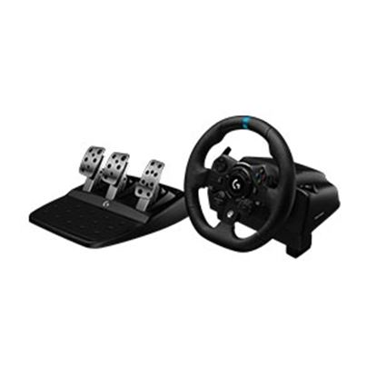 Imagen de LOGITECH - G923 RACING WHEEL AND PEDALS FOR XBOX ONE AND PC