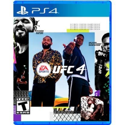 Imagen de SONY - JUEGO PARA CONSOLA PS4 UFC 4