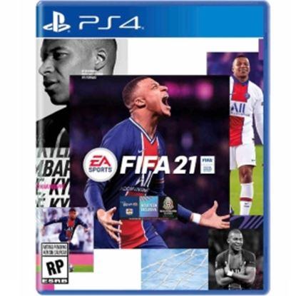 Imagen de SONY - JUEGO PARA CONSOLA PS4 FIFA 21