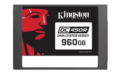 Imagen de KINGSTON - KINGSTON DISCO ESTADO SOLIDO SSD 960G SATA 2.5 DC450R ENTERPRIS