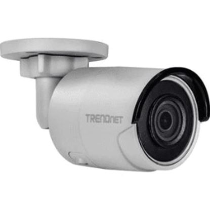 Imagen de TRENDNET - INDOOR/OUTDOOR 8MP 4K H.265 WDR POE IR BULLET NETWORK CAMERA