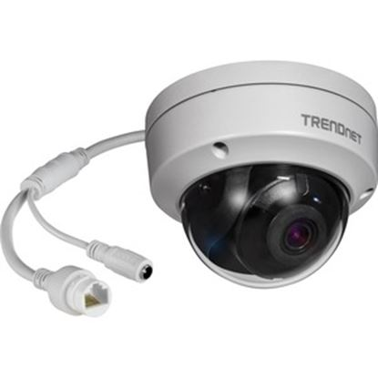 Imagen de TRENDNET - INDOOR / OUTDOOR 4 MP POE DAY NIGHT DOME NETWORK CAMERA