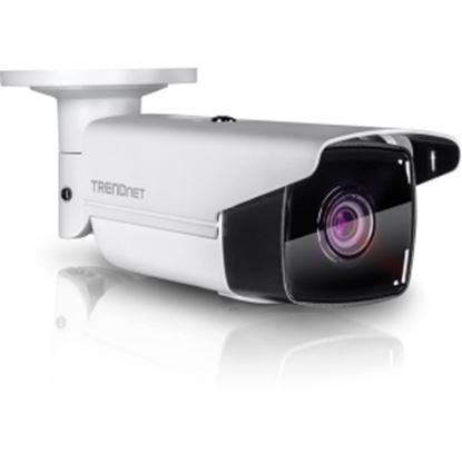 Imagen de TRENDNET - INDOOR/OUTDOOR 5MP H.265 POE LONG RANGE IR BULLET NETWORK CAMERA