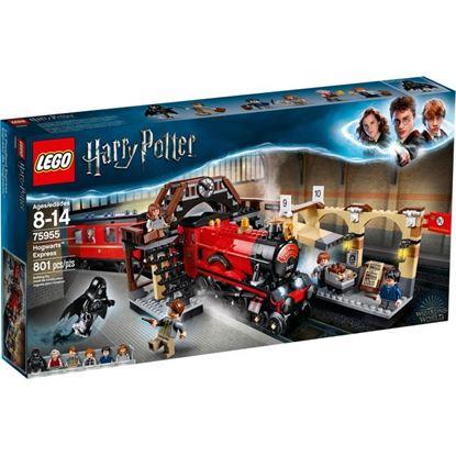 Imagen de LEGO - 75955 HARRY POTTER EXPRESO DE HOGWARTS™ 801 PZAS.